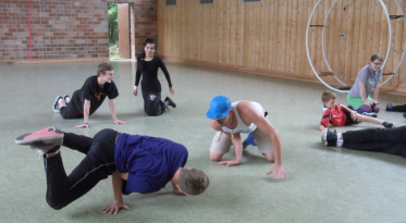 Tanzworkshop in Bayreuth